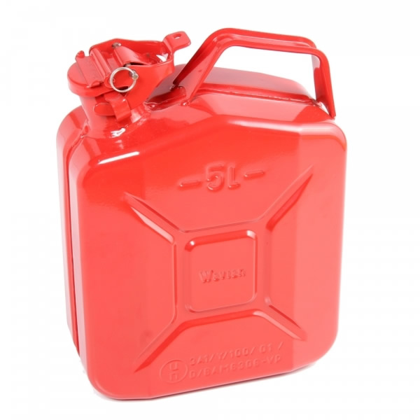 how to cut a jerry can